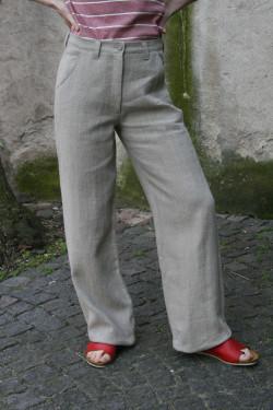 Linen Trousers Basic