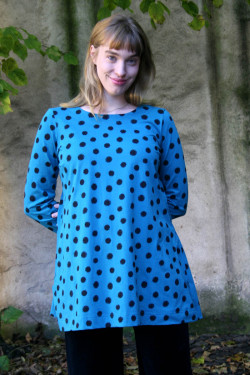 Tunic flake wide model