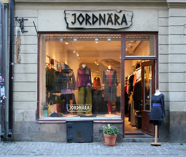 Jordnära Stockholm